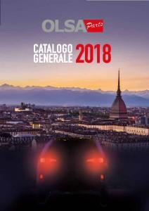 NOVITA' INSERITE A CATALOGO 2018